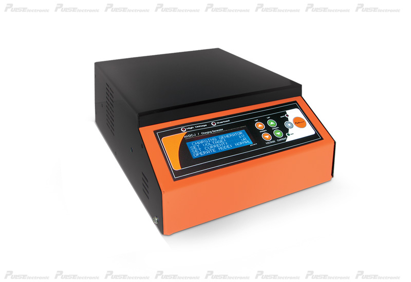 Static Charging Generator  30kV.