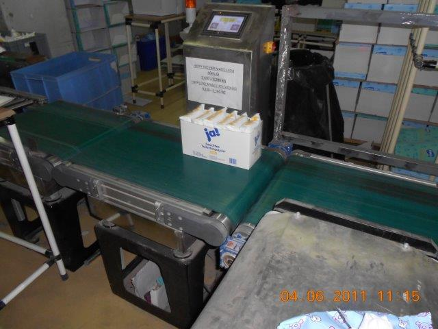PCW-3 Checkweigher