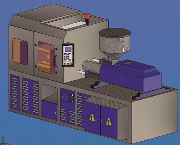 Enjeksiyon Makinasında Statik Uygulaması
