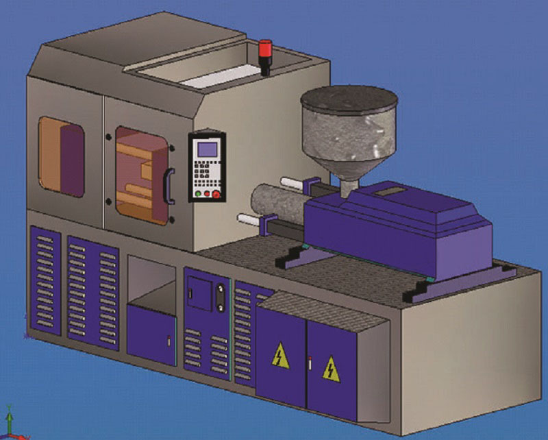 Static Application at Injection Machine
