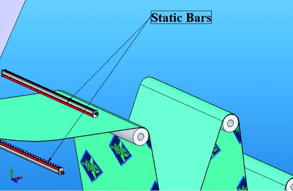 High Speed Winding Static Application