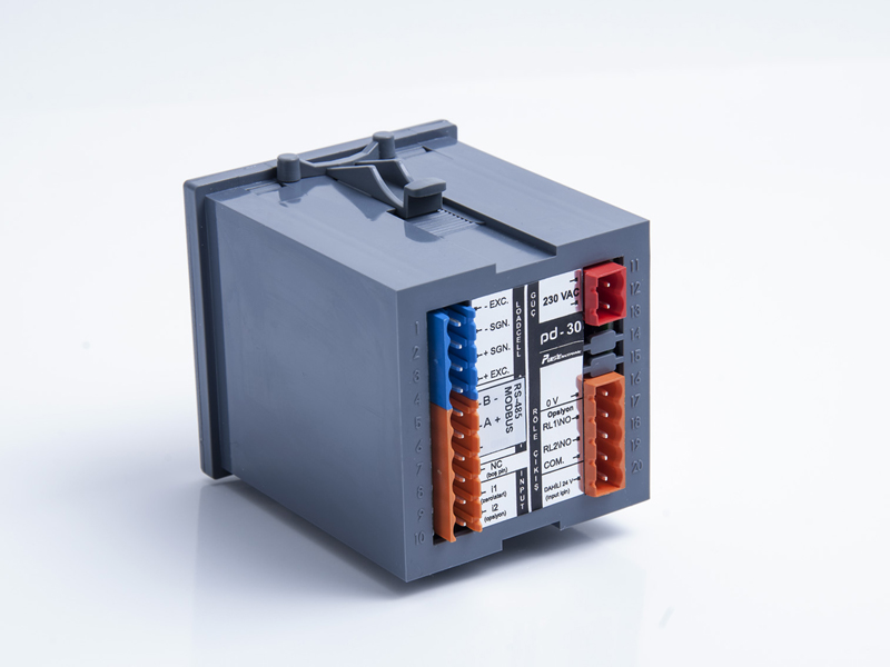 PD-30 Panel Tip Load cell Sinyal Dönüştürücüsü