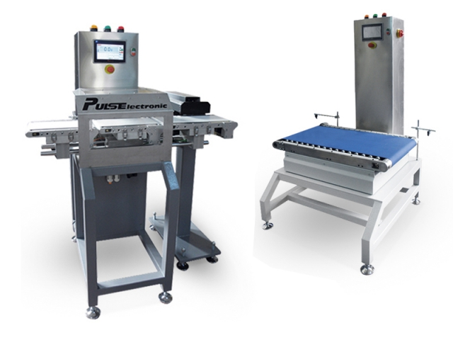 CHECKWEIGHER -AUTOMATIC WEIGHING CONTROL