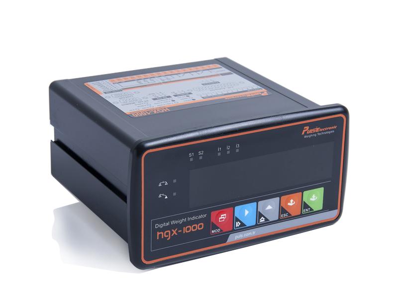 HGX-1000 Indicatore di peso multifunzione