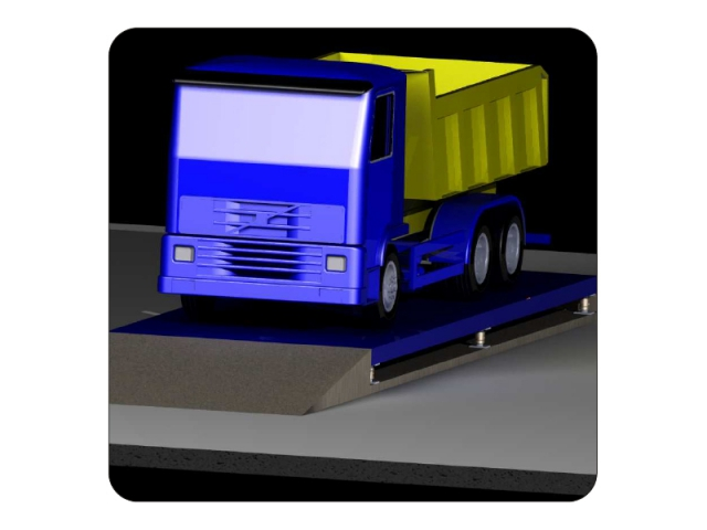 Truck Scale Application