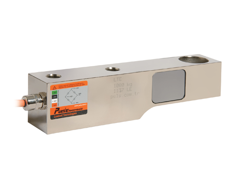 LTE Serisi Shear Beam Yük Hücresi (Load Cell)
