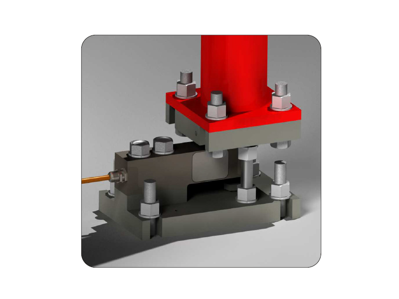 Silo Weighing Application