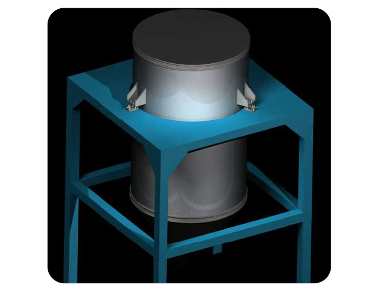 Weighing Vessel Applications