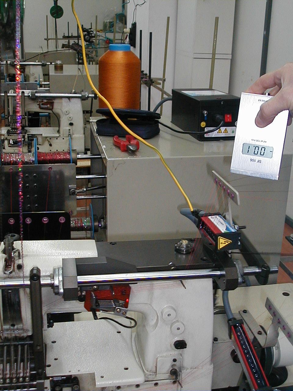 Dar Dokuma Makinasında Statik Uygulaması