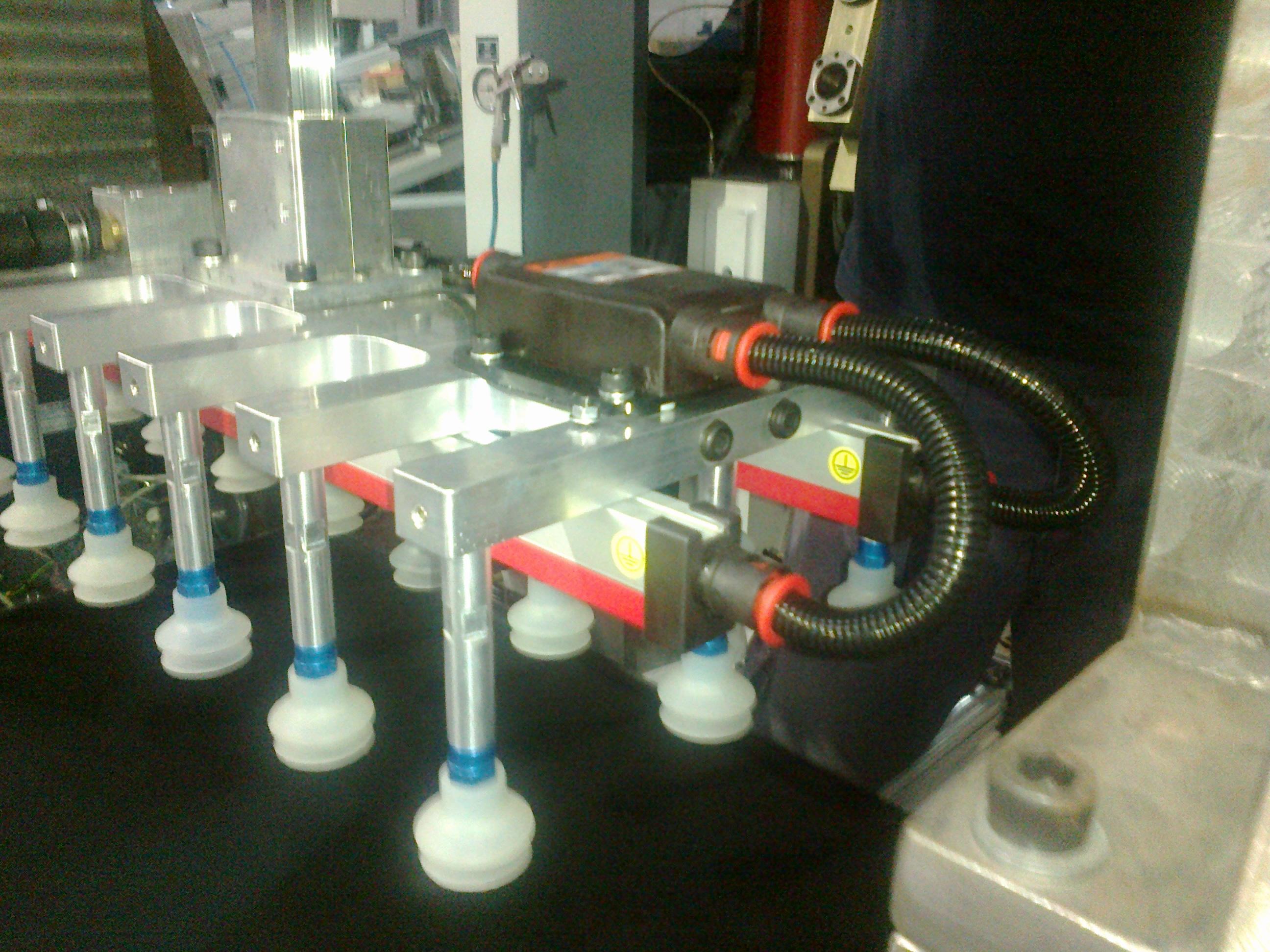 Termoform Makinesi Statik Uygulaması