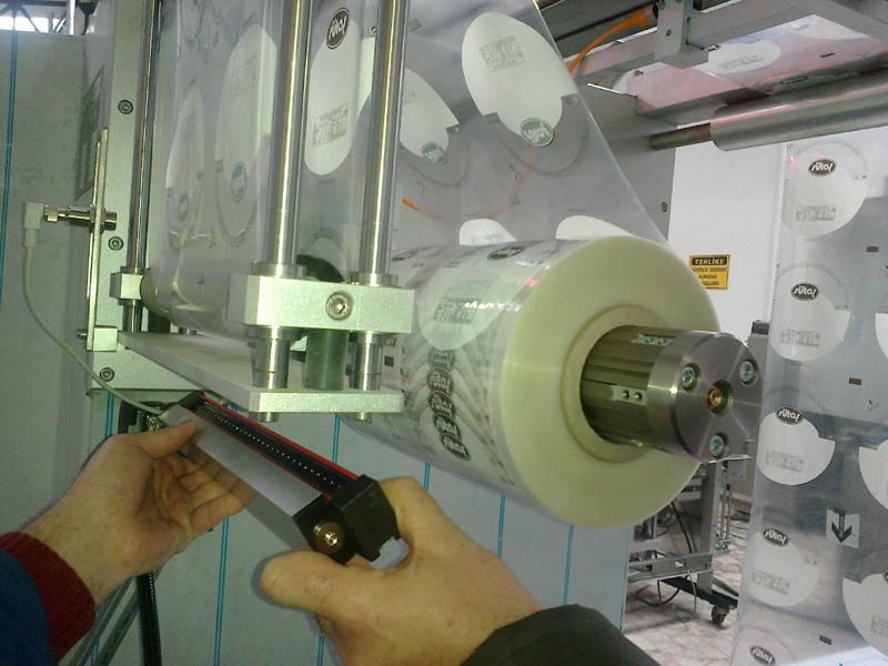 Termoform Makinasında Statik Uygulaması