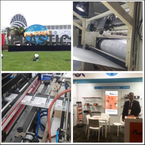 Puls Elektronik ,NPE 2018 ,Orlando USA