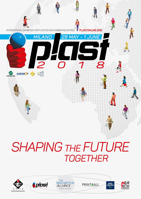 Puls Elektronik , Plast 2018,Milan , Italy