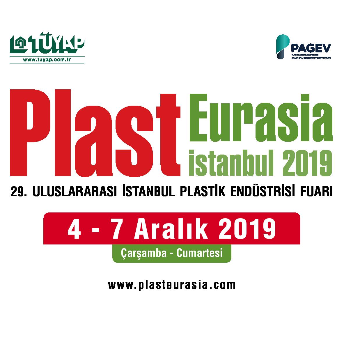 Puls Elektronik , PLAST EURASIA 2019 , Istanbul Turkey